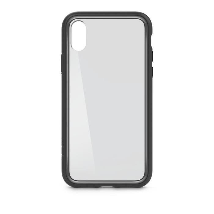 BELKIN Coque de protection SheerForce- Elite pour iPhone 8 et iPhone 7