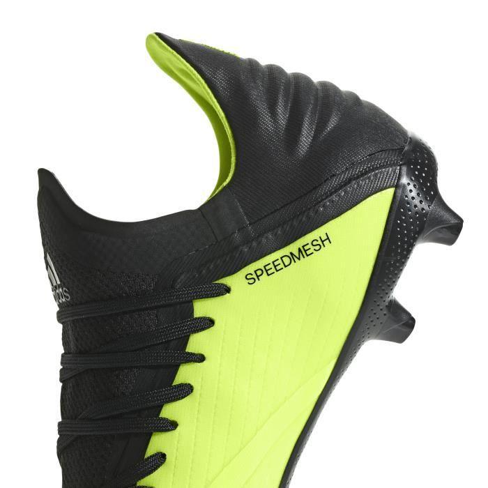 Chaussures de football kid adidas X 18.1 FG