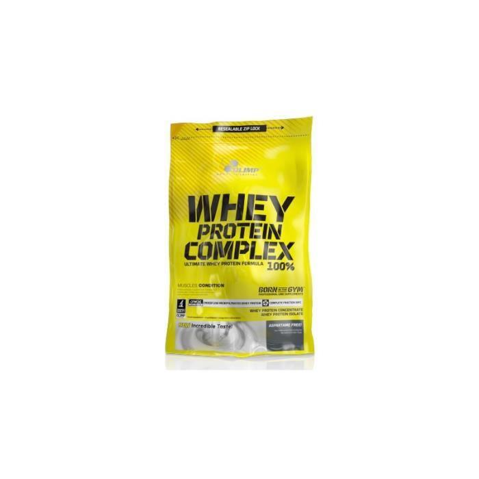 Whey Protein Complex 100% Olimp Nutrition 2270g Café Frappé