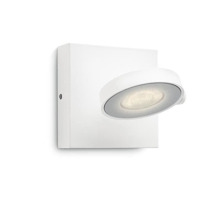 Philips myLiving Spot 5317031P0, Surfaced lighting spot, 1 ampoule(s), LED, 4,5 W, 500 lm, Blanc
