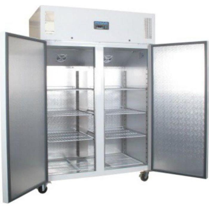 Réfrigérateur PRO 2 portes 1200 Litres - Blanc
