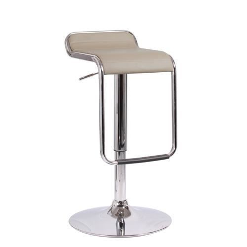 Tabouret de bar cosmo taupe achat vente tabouret de bar gris cdiscount - Tabouret de bar taupe ...