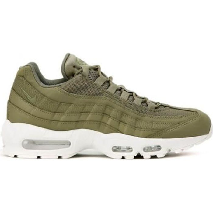 best service 227c2 7ecff Basket NIKE AIR MAX 95 ESSENTIAL - Age - ADULTE, Couleur - VERT, Genre -  HOMME, Taille - 45,5