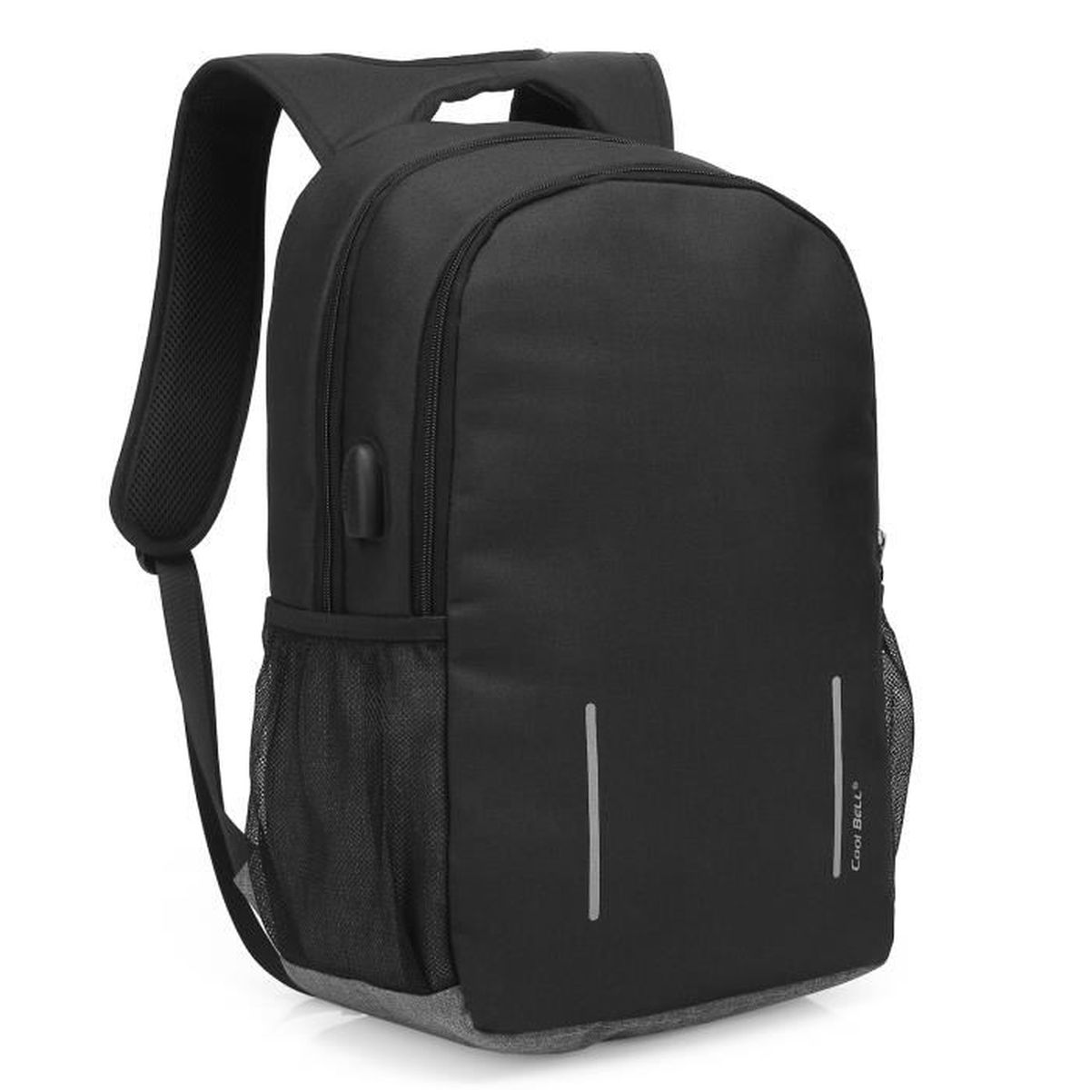 SAC À DOS INFORMATIQUE CoolBELL Multi-compartment Rucksack 17.3 Inch  Bac