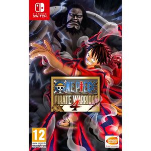 JEU NINTENDO SWITCH One Piece : Pirate Warriors 4 - Collector's Editio