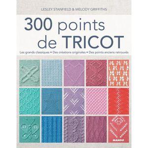 Livre Points De Tricot