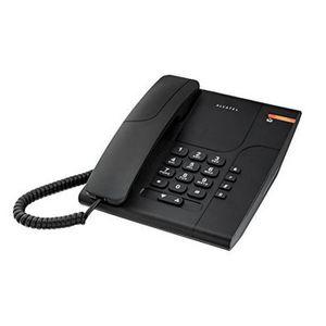 Téléphone fixe Telephone fixe filaire maison compatible box inter