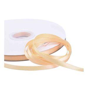 """5 mètres satin blanc type ruban 2cm//3//4/"""" de large environ."""