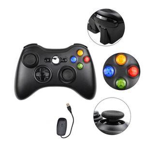 CONTRÔLEUR DE VOL Contrôleur Manette de Jeu sans fil Xbox pour PC &a