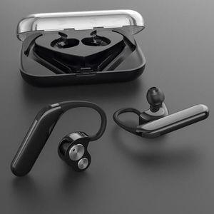 CASQUE - ÉCOUTEURS Binaural sans Fil HIFI oreillette Stéréo Bluetooth