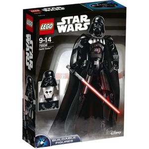 ASSEMBLAGE CONSTRUCTION LEGO® Star Wars™ 75534 Dark Vador™
