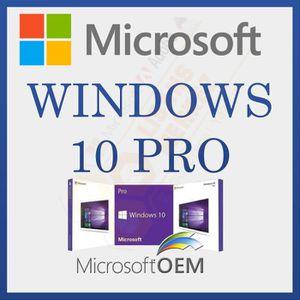 SYSTÈME D'EXPLOITATION Microsoft Windows 10 Professional | Lien Officiel