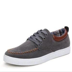 BASKET Chaussures Hommes Marque De Luxe Antidérapant Snea