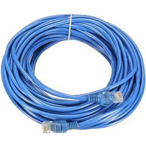 CÂBLE RÉSEAU  TEMPSA Câble Ethernet RJ45 20M Bleu