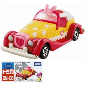 Disney tomica voiture dream star minnie mous achat - Voiture minnie ...