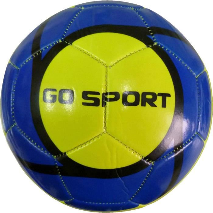 BALLON DE FOOTBALL GO SPORT Ballon GO BALL Taille 5