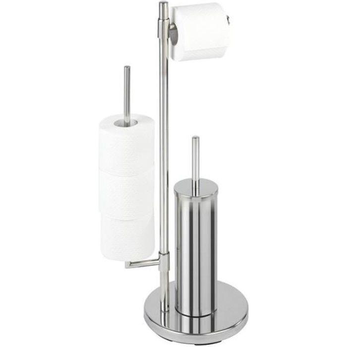 Combiné WC - Néo - Chrome
