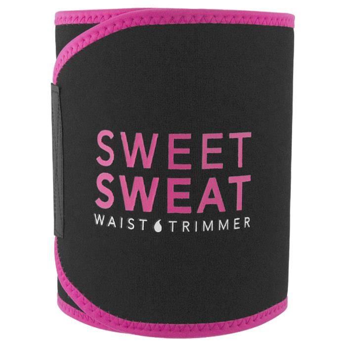 Medecine Ball CGSIJ Sweet Sweat Waist Trimmer, Pink