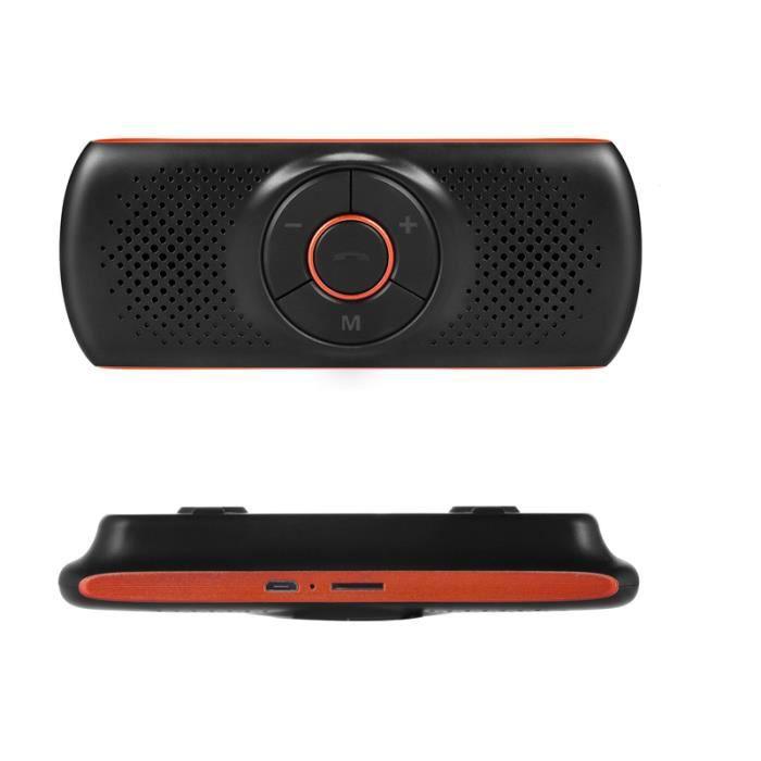 Enceinte Bluetooth Haute -Parler Téléphone Portable MP3 voiture transfrontalière haut-parleur / subwoofer -Noir/Rouge