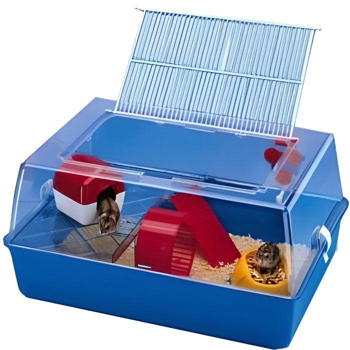 Cage hamster mini duna + accessoires