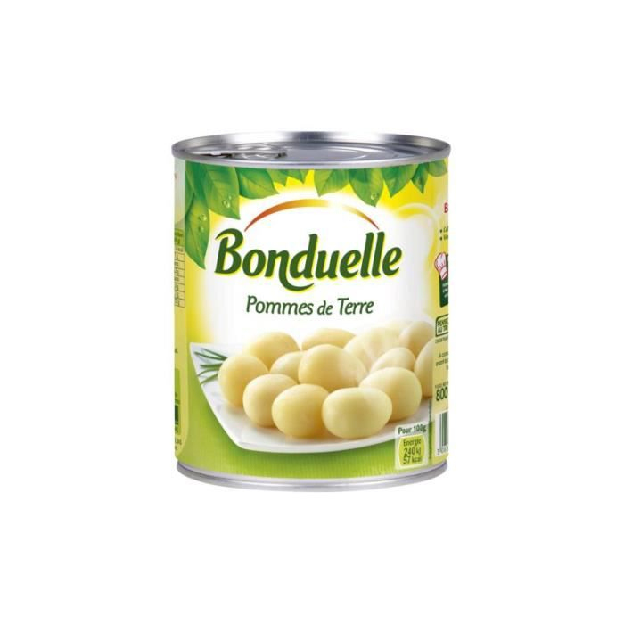 BONDUELLE Pomme de terre - 530 g