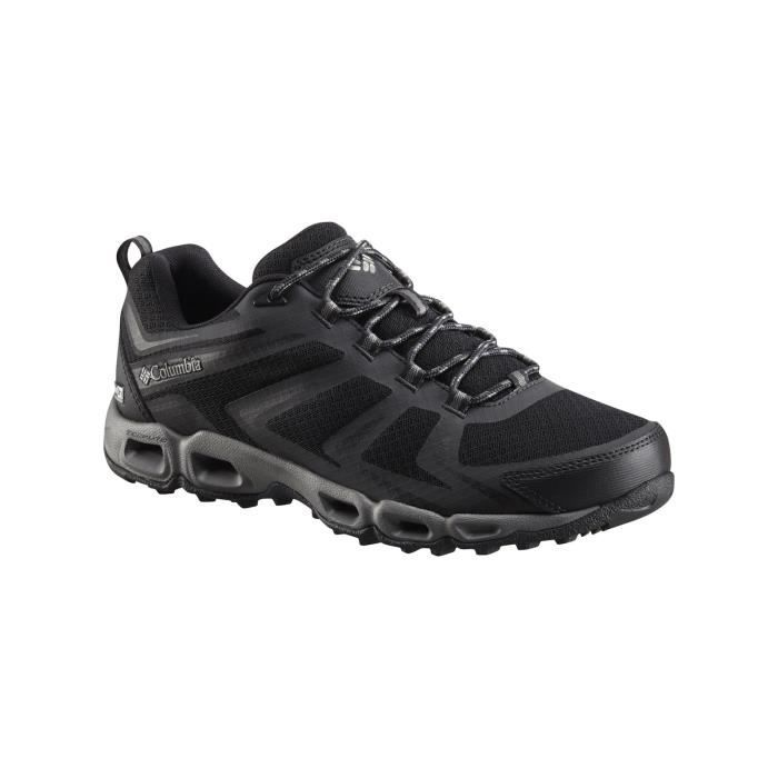 Ventrailia™ 3 Low Outdry - Chaussures randonnée homme 40,5 Black / Lux