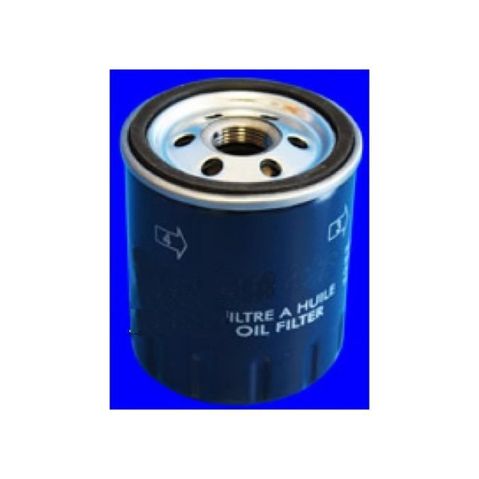 Filtre à huile Citroen C15 1.8 D de 07/94 à 12/05