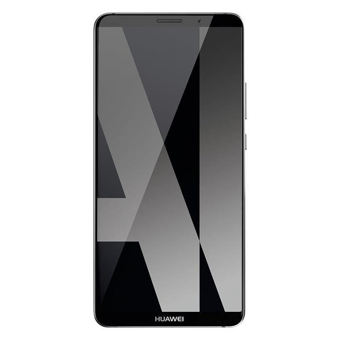 Huawei 51092ssx mate10 Pro 15,24 cm (6 Pouces) Smartphone (128 Go de mémoire Interne, 6 Go de RAM, Appareil Photo 20 Mpx, 2-Blitz co