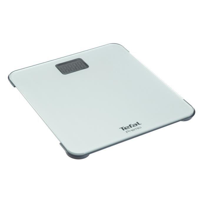 Pèse-personne digital premio Tefal gris 160Kg Gris