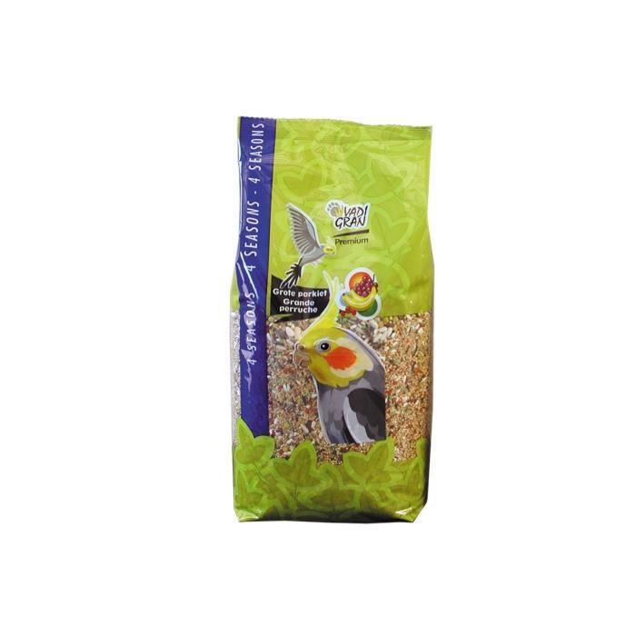 VADIGRAN Mélange de graines pour grande perruche PREMIUM VITA 4kg