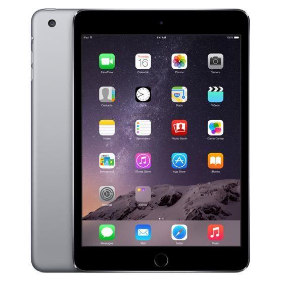 "TABLETTE TACTILE Apple iPad mini 3, 20,1 cm (7.9\""), 2048 x 1536 pi"