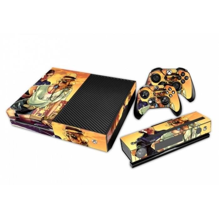 stickers skin xbox one achat vente sticker skin. Black Bedroom Furniture Sets. Home Design Ideas