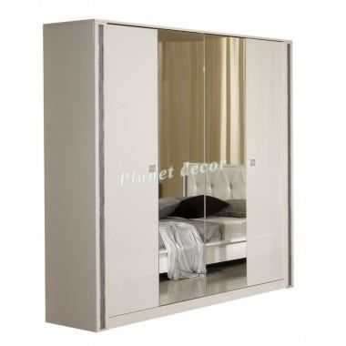 armoire chambre adulte tess achat vente armoire de chambre armoire chambre adulte tess. Black Bedroom Furniture Sets. Home Design Ideas