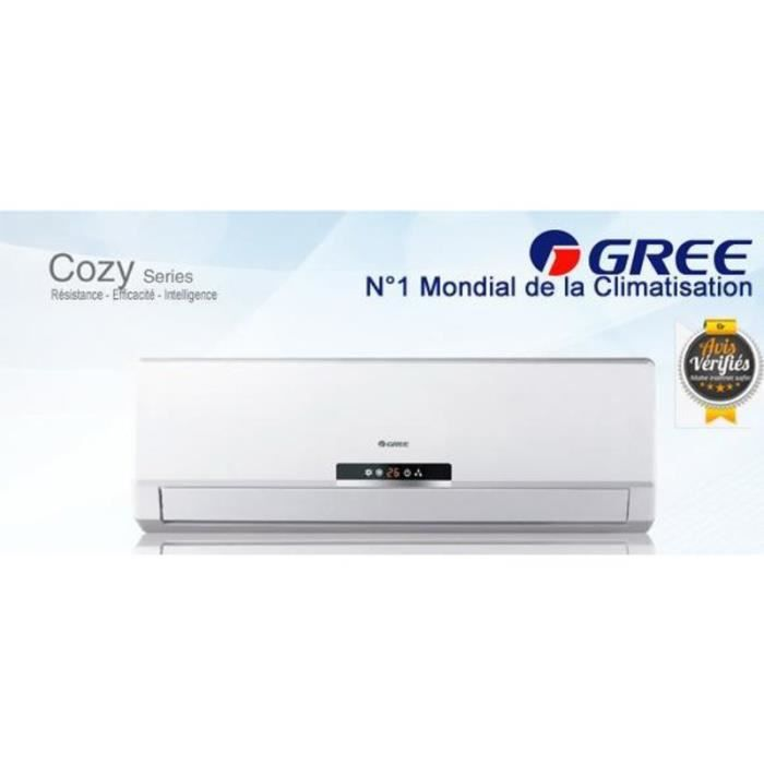 CLIMATISEUR GREE MULTI - Unit&eacute EXT GWHD(21)NK3FO 6000W -