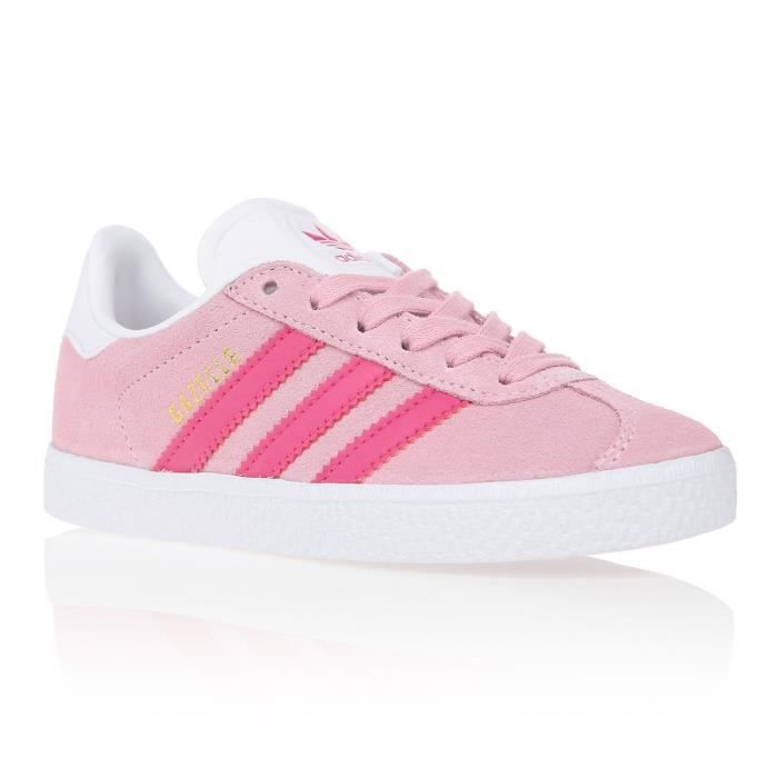 new product 49db9 e73df Basket adidas fille