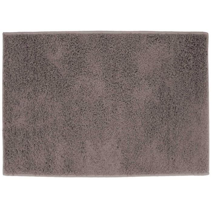 tapis grand format twist gris 117x166 achat vente tapis cdiscount. Black Bedroom Furniture Sets. Home Design Ideas