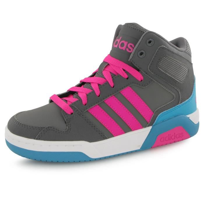 Adidas Enfant Mode Baskets Neo Bb9tis Mid Gris RxRqzr