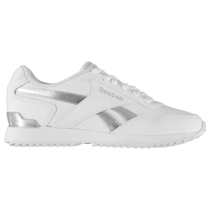 Reebok Sport Royal Glide Gris - Chaussures Baskets basses Femme