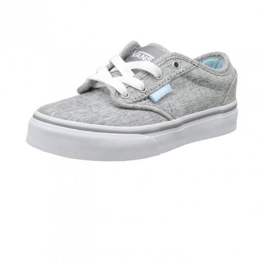 Chaussures Atwood Grey Chine Jr e17 - Vans