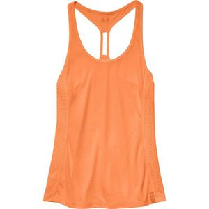 UNDER ARMOUR Débardeur Fly-By Stretch Mesh Tank Femme