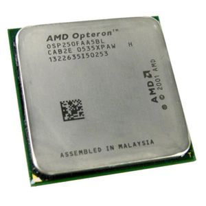 PROCESSEUR Processeur CPU AMD Opteron 250 2.4Ghz 1Mo Socket 9