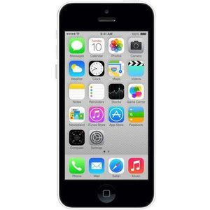 SMARTPHONE iPhone 5c 8 Go Blanc Reconditionné - Comme Neuf
