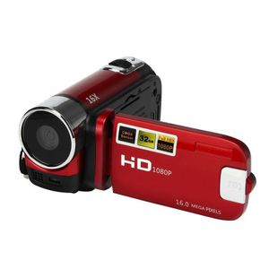 CAMÉSCOPE NUMÉRIQUE Caméscope HD 1080p 16M 16X Zoom numérique caméscop
