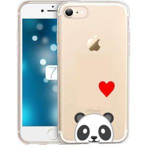 coque iphone 8 smiley