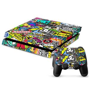 telephonie r stickers ps console