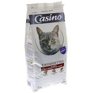 CROQUETTES Croquettes pour chat viandes 2 kg
