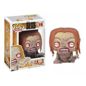 FIGURINE DE JEU Figurine Walking Dead - Bicycle Girl Pop 10cm