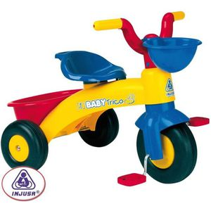 TRICYCLE INJUSA Tricycle Enfant Baby Trico Max