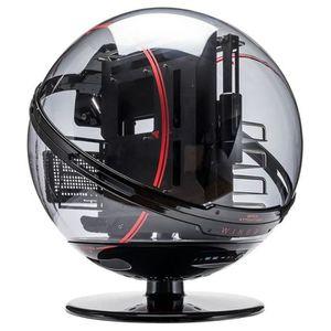 BOITIER PC  Boitier IN WIN Winbot Design Rouge 0,000000