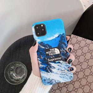 COQUE - BUMPER Coque iPhone 11,Supreme The North Face Antichoc Pr